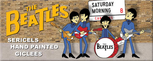 The Beatles Saturday Morning Cartoons